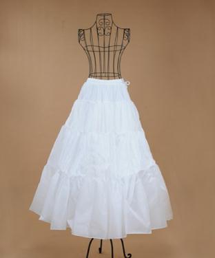 Cancan para vestido de novia princesa