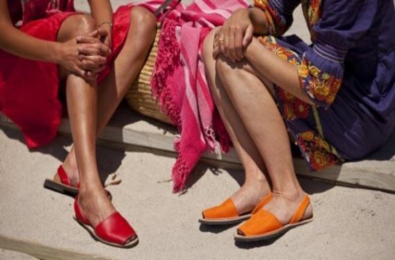 Las menorquinas, de moda en todo el mundo