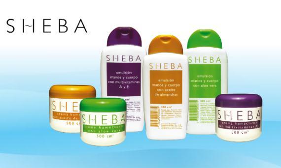 Crema corporal Sheba