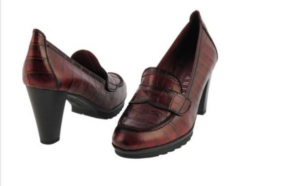 Zapatos marrones de Hispanitas