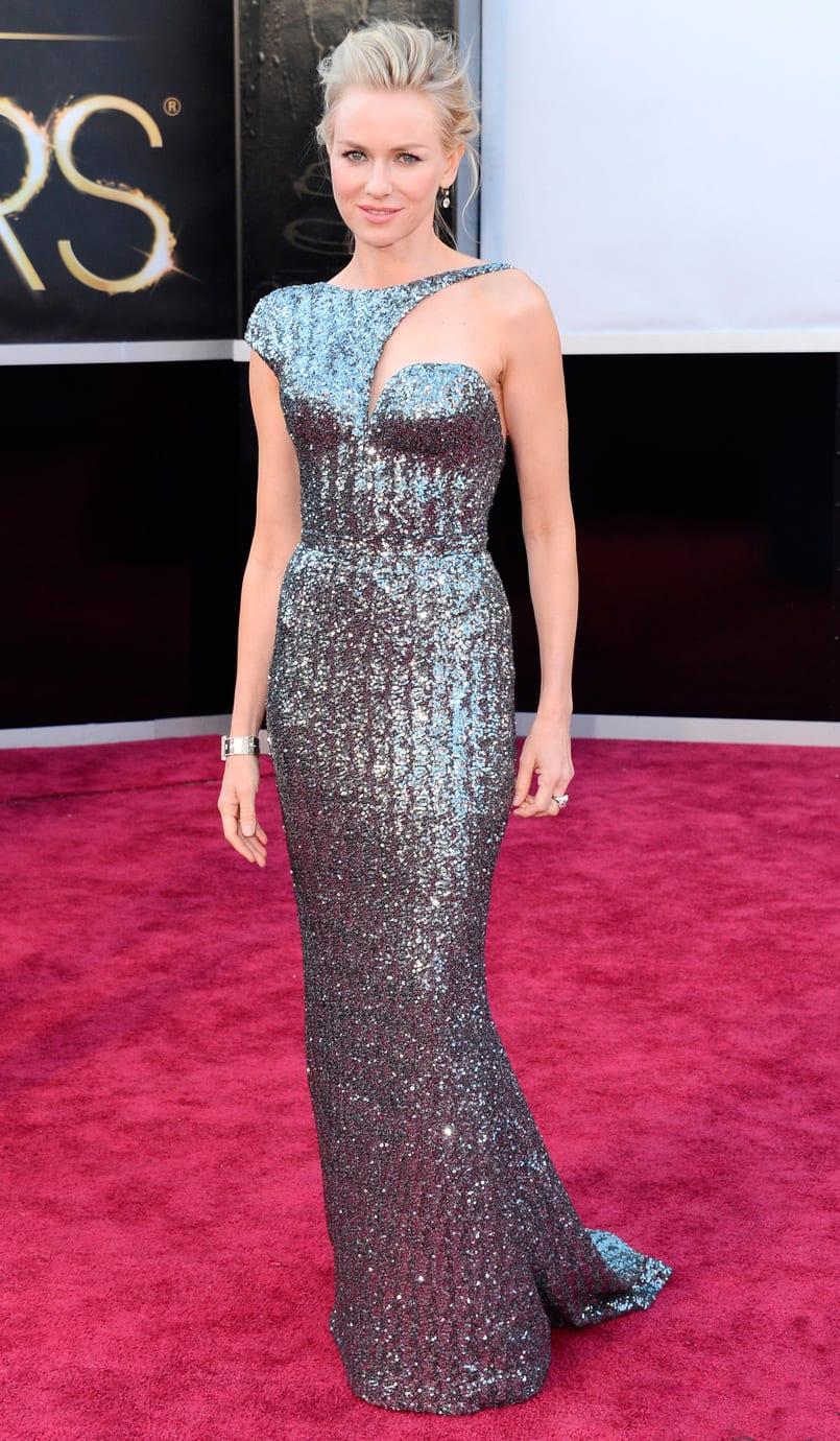 Oscar 2013: El look de Naomi Watts