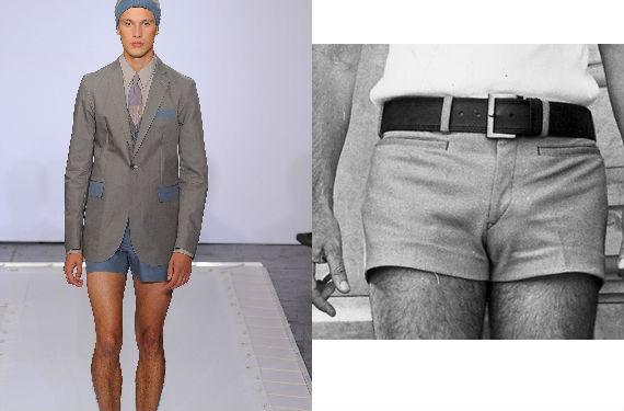 Guia Visual Para Hombres Como Llevar Correctamente Los Pantalones Cortos Bezzia