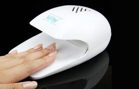 Secador para manicura