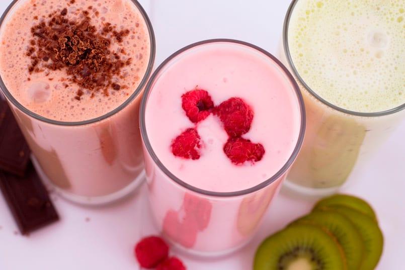 4 smoothies de lo más saludables