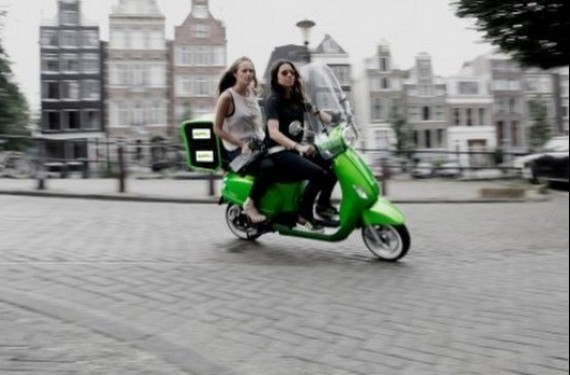 Moto-taxi Hopper Scooter