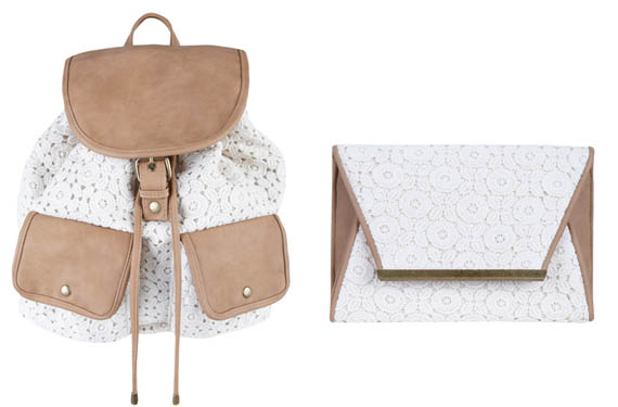 Bolsos Suite Blanco