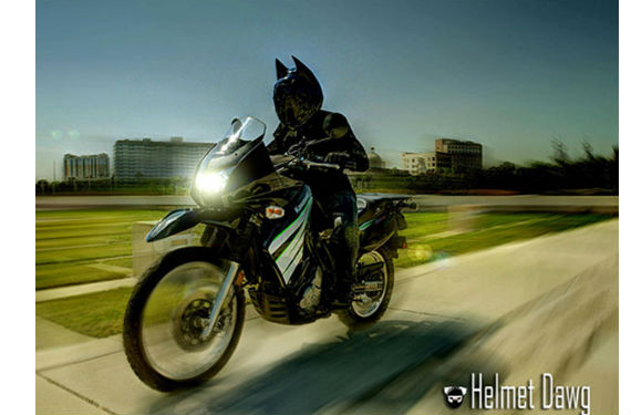 casco batman 2
