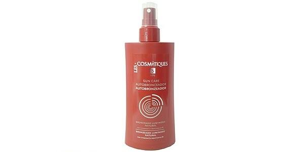 Spray bronceador de Les Cosmetiques