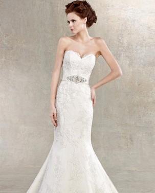 Vestido de novia de encaje