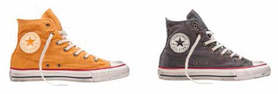 Dos modelos de la nueva colección de Converse