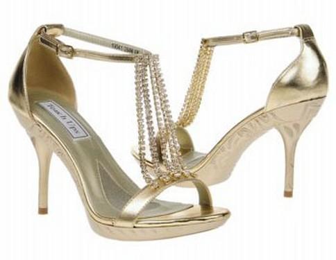 zapatos dorados 2