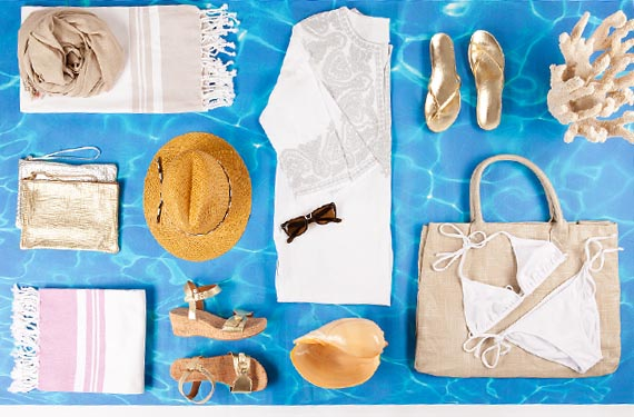 Zara New Beach Collection