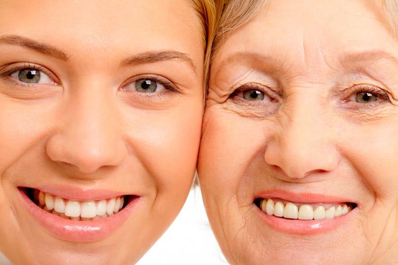 Cómo cuidar mi piel según la edad