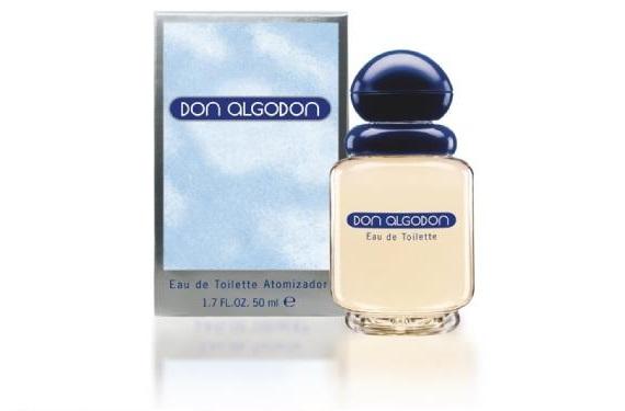 Perfume clasico de Don Algodon