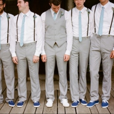 trajes de novio