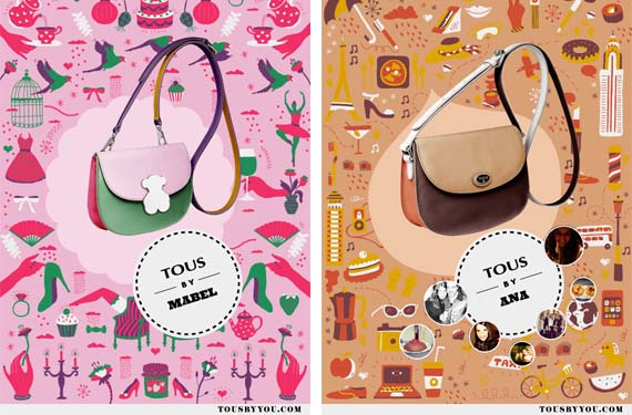 Bolsos Tous by you