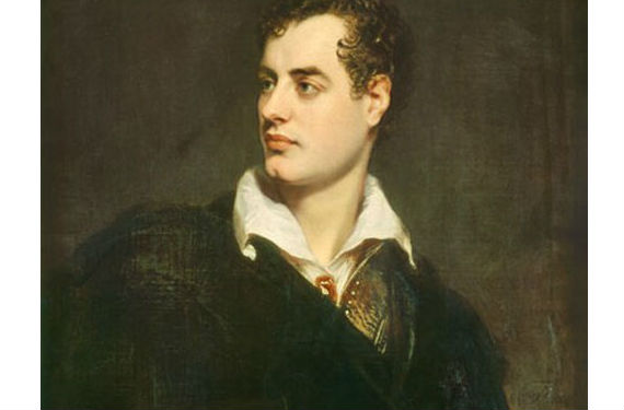 lord byron vinagre