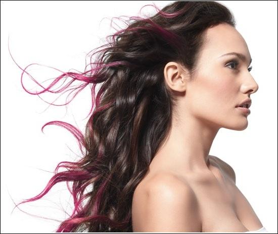Isadora; Candice; Model; HairMascara; Hair Mascara