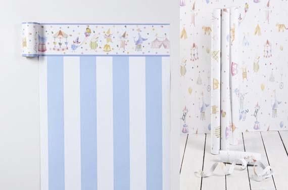 Papel de pared bebe excellent papel de pared bebe with - Papel pintado para bebe ...
