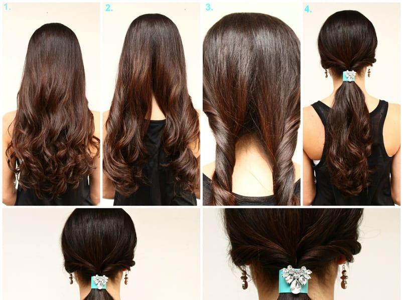 Peinados faciles para mujeres ejecutivas