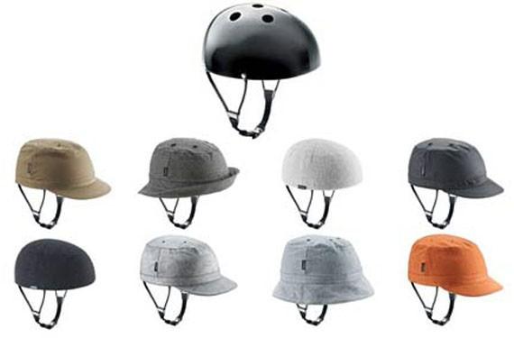 Gorros fashion para montar en bici