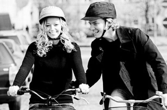 Cascos fashion para montar en bici