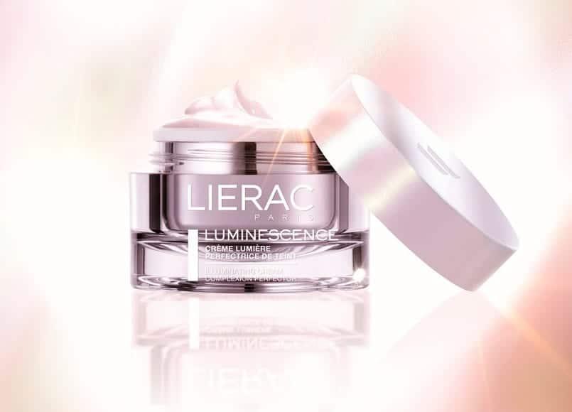 Luminescence de Lierac, pequeños toques de luz en la piel
