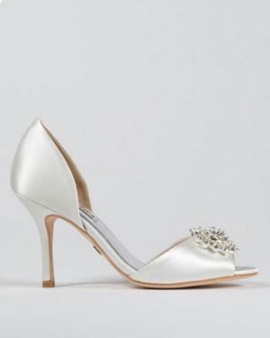 Zapatos con apliques