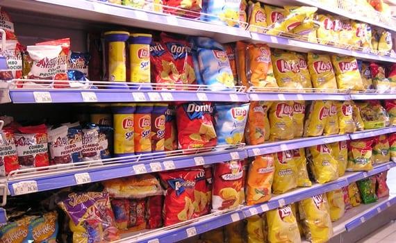 Foto supermercado
