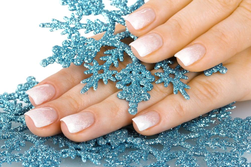 Manicura para Navidad: Essie Luxeffects