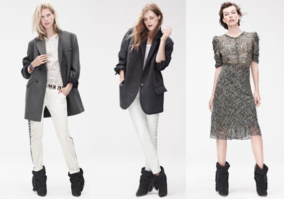 lookbook isabel marant para h&m