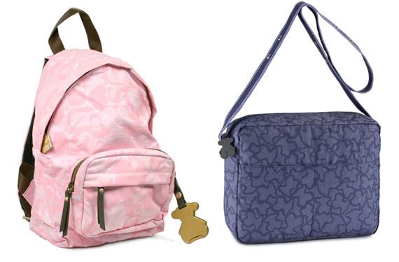 Bolsos y mochilas Tous para niñas