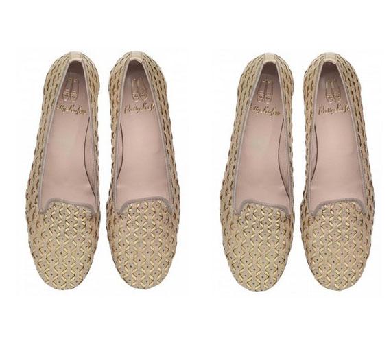Slippers Pretty Ballerinas