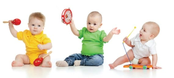 El juego en la infancia