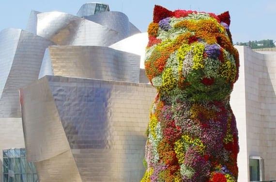 Guggenheim-puppy-bilbao