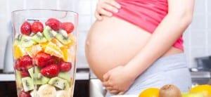 Alimentación durante el embarazo