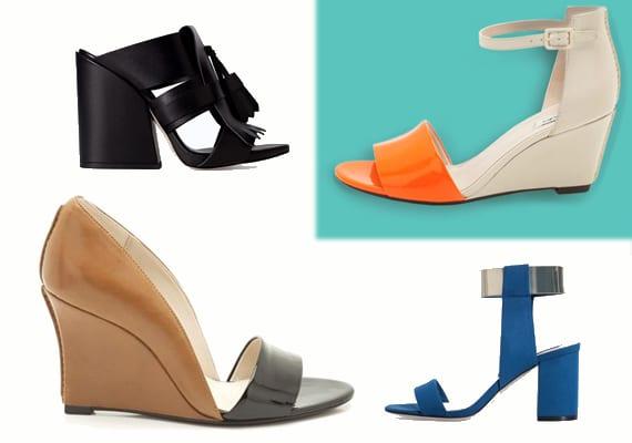 tendencias calzado primavera