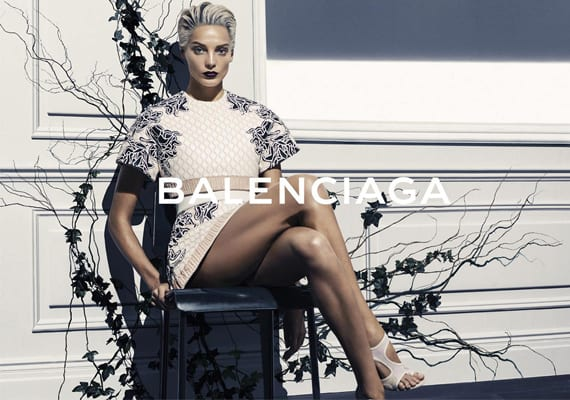 campaña Balenciaga