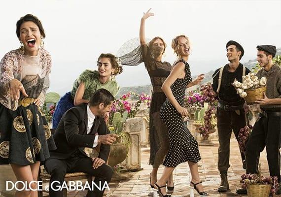 campaña Dolce & Gabbana