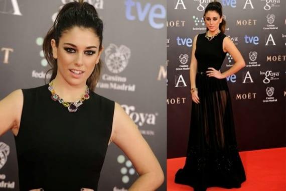 blanca-suarez-premios-goya-2014-look