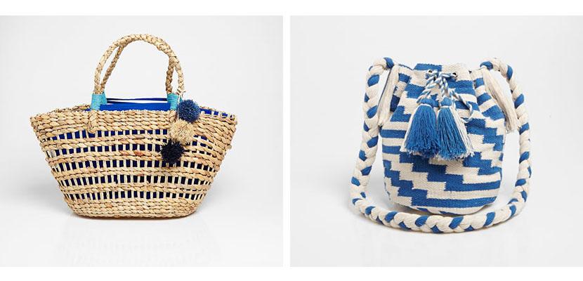 Bolsos y cestas Oysho