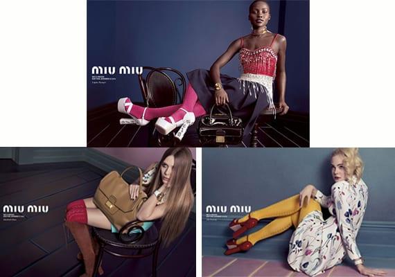campaña Miu Miu