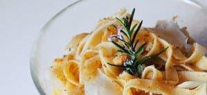 Pasta rústica de Donna Hay