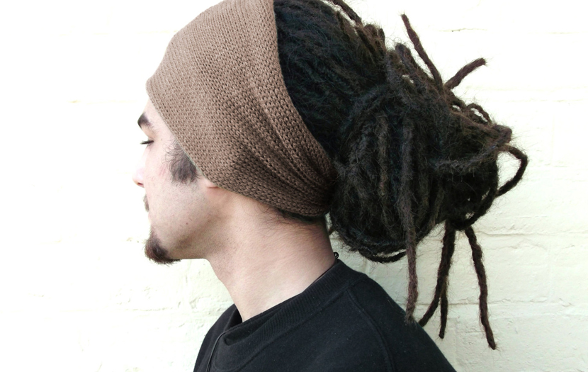 Peinados para hombres con rastas