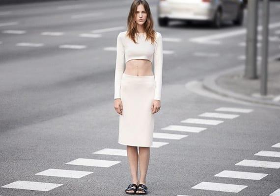 Zara, colección primavera verano 2014