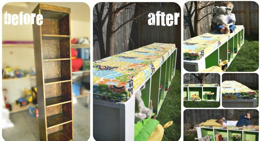 Diy Decoracion Salon ~ Un banco, ese complemento imprescindible