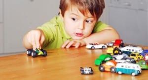Importancia de los juguetes en la edad infantil