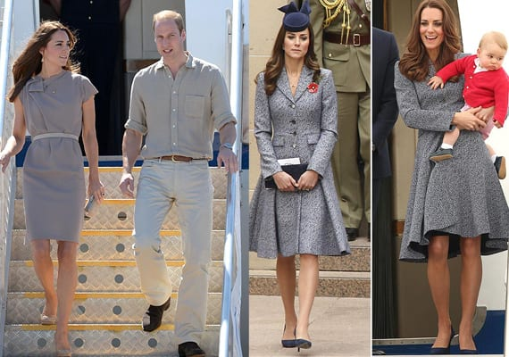 vestidos Kate Middleton