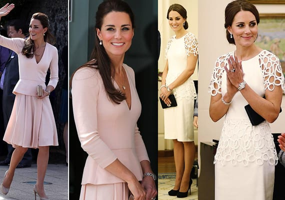 estilo de Kate Middleton