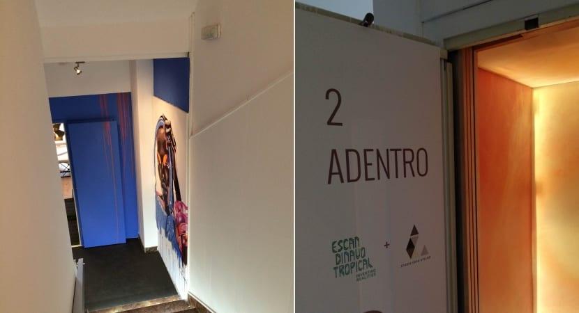 Instalaciones artisticas Casa Decor 14